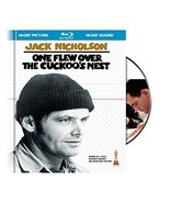 One Flew Over the Cuckoo's Nest [Blu-ray, Digibook] - $15.95