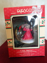 Enesco I Feel Pretty #565024 Holiday Ornament (#1700) - $20.99