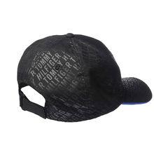 Tommy Hilfiger Men's Sport Vitality TH Deep Black StrapBack Baseball Cap 6950327 image 3