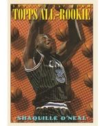 1993-94 Topps #152 Shaquille O'Neal ART - $0.50
