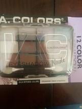 LAC Eyeshadow Nude Glamorous Pinks Blues Browns - $15.72