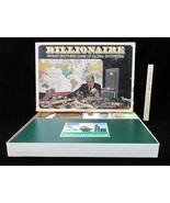 Parker Brothers BILLIONAIRE Board Game of Global Enterprise 1973 Vintage - $12.86