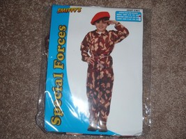 Special Forces Army Navy Marine Costume Boys Size Small Age 3-5 - $9.99