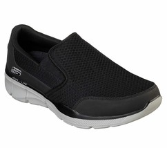 Skechers shoe Men Slip On Extra Wide Black Memory Foam Comfort Casual So... - $44.99