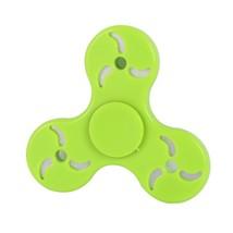 (green)Kacakid Hand Spinner Tri-Spinner Fidgets Toy EDC Sensory Gyro For... - $14.00