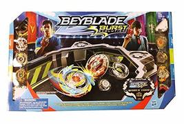 Beyblade Burst Evolution Ultimate Tournament Collection Tops and Beystadium - $141.96