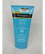 Neutrogena Hydro Boost Sunscreen Water Gel Broad Spectrum SPF 30 5floz E... - $14.03