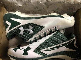 Brand New Under Armour Men's Yard Low ST Metal 10.0 Size Baseball Cleats - $34.99