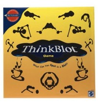 ThinkBlot Mattel Adult Fun Family Board Game Party 2 – 6 Players New Sealed - $24.74