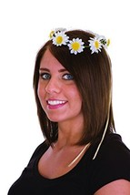 Jacobson Hat Company 24780 Daisy Headpiece Hippie Girl Flower Child - €5,14 EUR