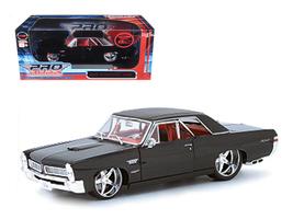 1965 Pontiac GTO Black Custom 1/18 Diecast Car Model by Maisto - $75.99