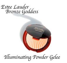 Estee Lauder Bronze Goddess Illuminating Powder Gelee NIB LIMITED ED. Au... - $37.39