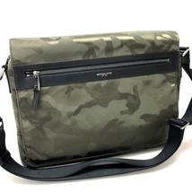 AUTHENTIC UNUSED! MICHAEL KORS Camouflage Shoulder Bag Khaki Nylon 33S6L... - $413.52 CAD