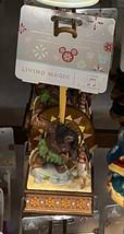 Disney Living Magic Sketchbook Moana Ornament Sings! - $34.90