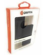 Griffin Black 2-in-1 Belt Clip case iPod nano 7th or 8th gen Cushioned p... - $15.50