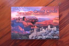 Grand Circle A Book of 30 Postcards Mountains Canyons Southwest Anasazi ... - $8.09