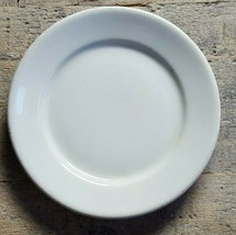 Vintage Syracuse China Cup Restaurant Ware Heavy Classic Blue Stripe Rim 4 AVAIL
