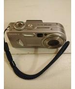 Sony Cybershot 5.0 Megapixels DSC-P10 Digital Camera MPEGMovie VX Memory... - $19.75