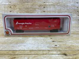 Bachman HO Scale Triangle Pacific Train + Original Box - $19.99