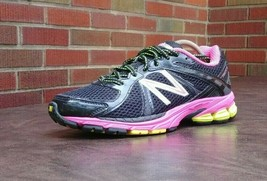 WOMENS NEW BALANCE 780 v3 RUNNING SHOES SZ 8.5 40 B USED WL410GAB SNEAKERS - $29.69