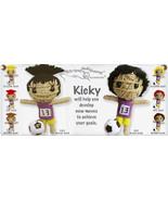 Kamibashi Kicky Boy Soccer Player The Original String Doll Gang Keychain... - $10.99