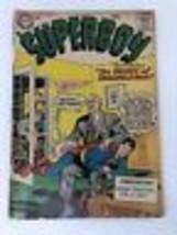 Superboy (1949-1979 1st Series DC) #55 Low Grade Cover Detatched - $21.78