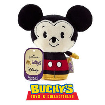 Mickey Hallmark Disney itty bitty bittys 2nd in Mickey Mouse Series Plus... - £10.97 GBP