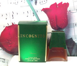 Dana Incognito Cologne Spray 1.0 FL. OZ. NWB - $69.99