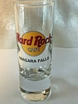 """Hard Rock Cafe NIAGARA FALLS 4"""" Shot Glass - COLLECTOR'S ITEM!  Save The... - $5.95"""
