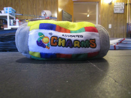 """Assorted Charms Candy 6"""" Plush  - $6.86"""
