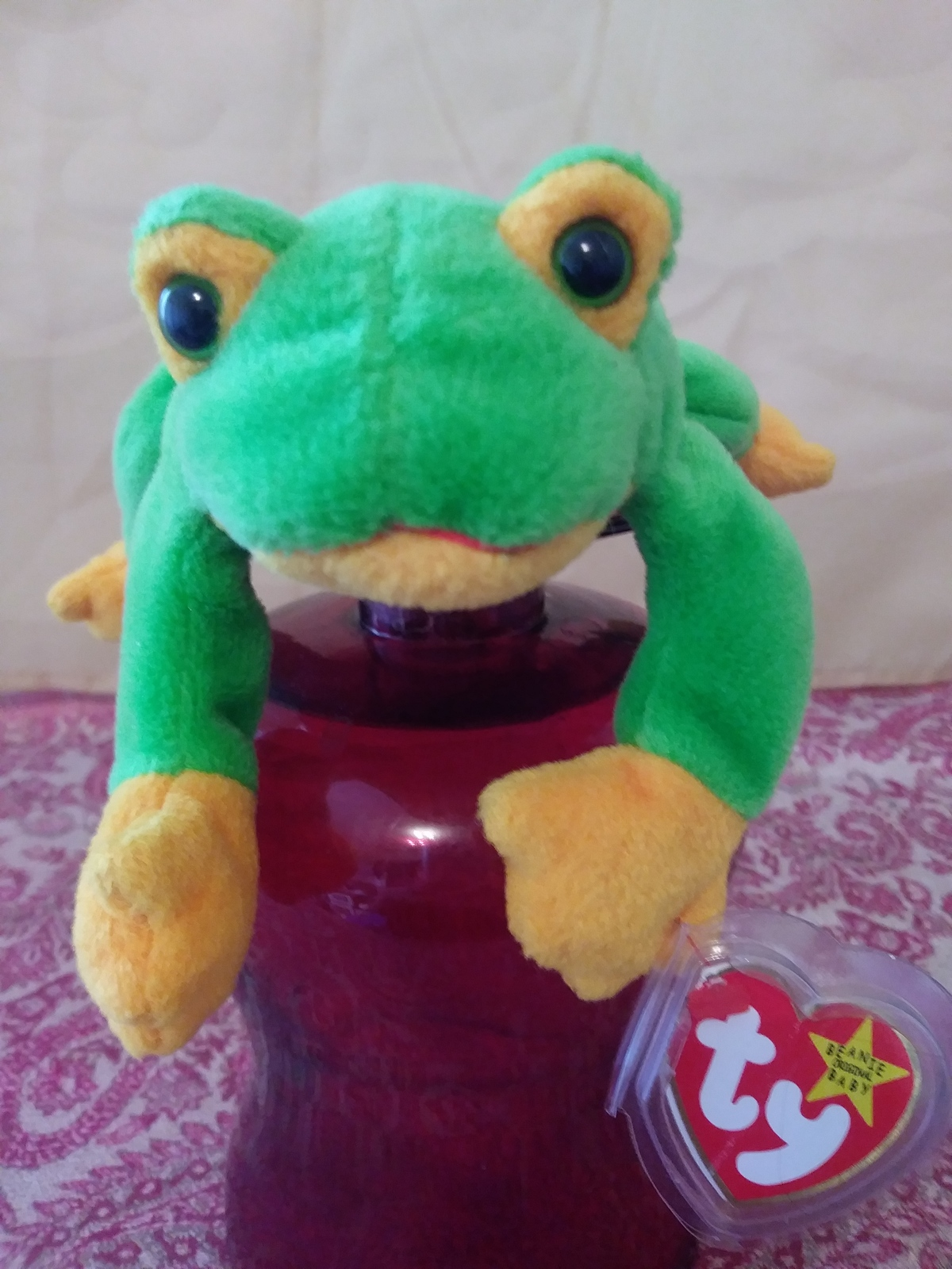 689b81cc6c8 ... Smoochy the Frog 1997 Rare and 48 similar items.  1523049155913563571258. 1523049155913563571258