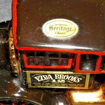 Ezra Brooks Decanter Train 1960 AA19-1549 Vintage image 8