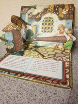 Vintage Pop Up Book 1961 Hansel and Gretel Westminster Books/Bancroft & Co. image 9