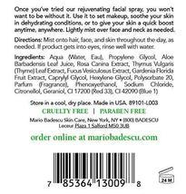 Mario Badescu Facial Spray with Aloe Herbs and Rosewater Combo 1 image 2