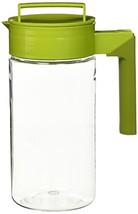 Takeya Patented and Airtight Pitcher Made in the USA, 1 Quart, Avocado - $24.82