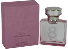 Abercrombie & Fitch Abercrombie 8 Rose 1.0 Oz Eau De Parfum Spray image 3