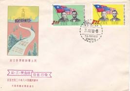 China Scott 1248-1249 Unaddressed. - $5.00
