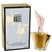 Thierry Mugler Angel Violet 0.8 Oz Eau De Parfum Spray Refillable image 5