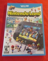 Nintendo Land (Wii U, 2012) Brand New Factory Sealed  - $14.18