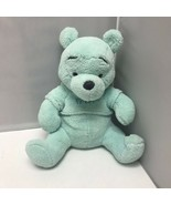 Disney Store Winnie the Pooh Spring Lagoon Pooh Mint Green Plush Stuffed... - $49.99