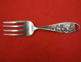 "Nursery Rhyme by Watson Sterling Silver Baby Fork ""Jack and Jill"" 3 3/4"" - $59.00"