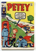 PETEY-PETER THE LITTLE PEST-#4 Marvel comic book  1970 - $18.92