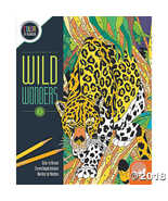 Color By Number Wild Wonders - $9.94