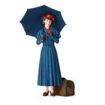 "9.84"" Mary Poppins Figurine from the Disney Showcase Collection NEW"