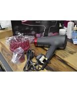 "Panasonic Nanoe Professional Hair Dryer - Black/Pink EH-NA65-K ""EU Cord ... - $50.48"