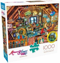 1000 Piece Jigsaw Puzzle, Buffalo Amiee Stewart 26 in x 19 in, GRANDMA'S... - $22.75