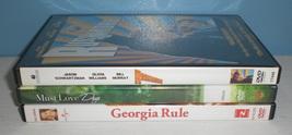3 dvd lot - Rushmore, Must Love Dogs & Georgia Rule - $3.97