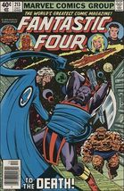 Marvel FANTASTIC FOUR (1961 Series) #213 FN+ - $3.99