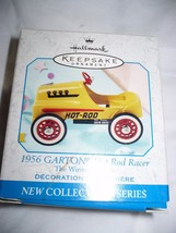 Hallmark Keepsake Ornament 1956 Garton Hot Rod Racer The Winners Circle - $10.88