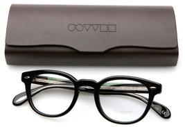 NEW OLIVER PEOPLES OV5036 1492 BLACK EYEGLASSES FRAME 47-22-145mm Italy - $259.69